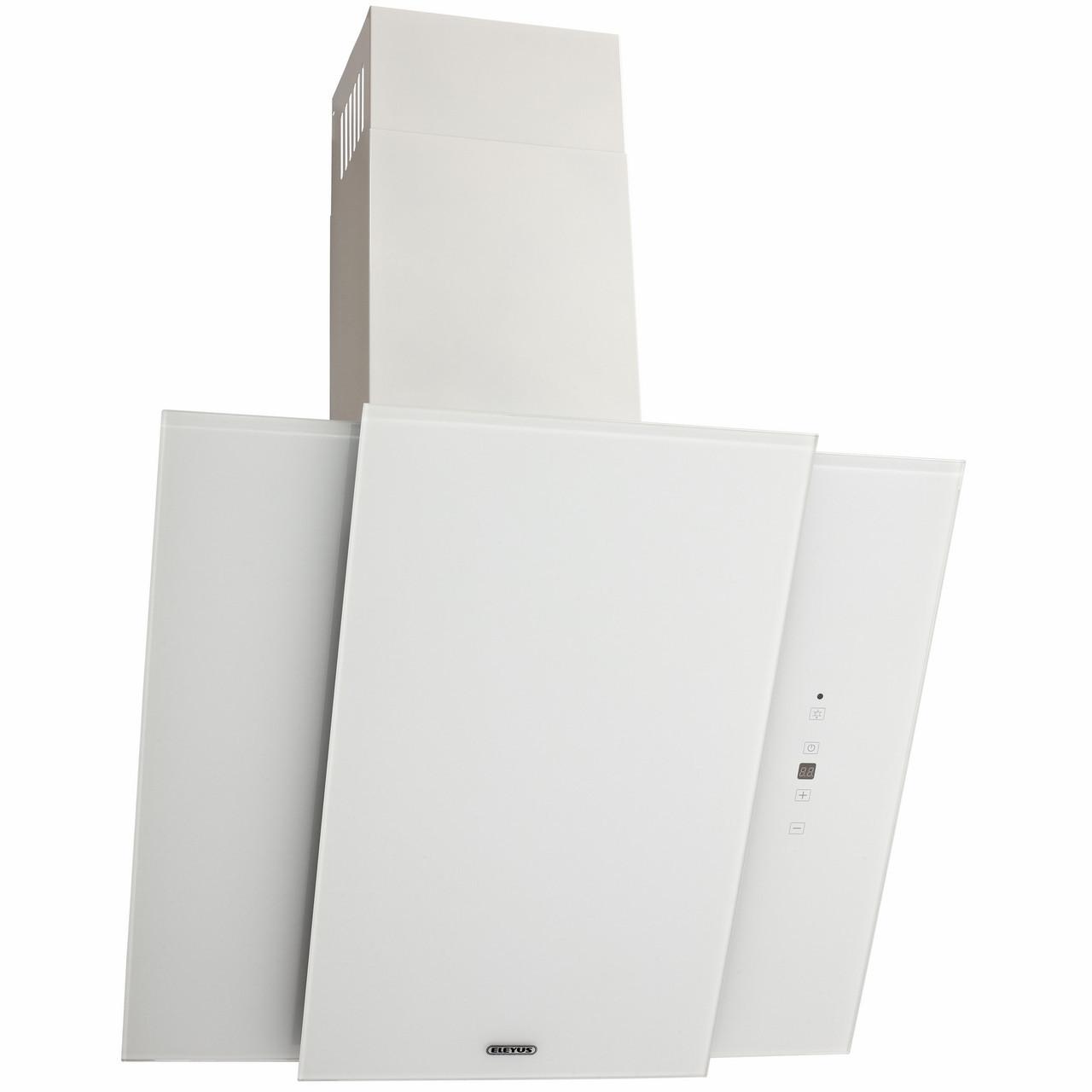 Витяжка кухонна вертикальна ELEYUS Vesta A 1200 LED SMD 60 S WH + Безкоштовна доставка!