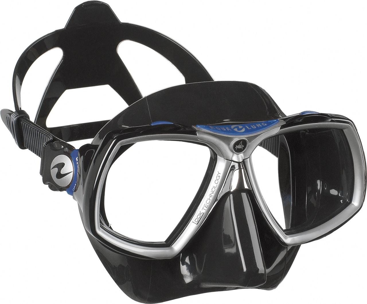 Маска Technisub Look 2 (Черно-синий)
