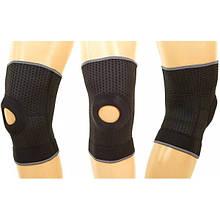 Наколенник (фиксатор коленного сустава) с открытой коленной чашечкой