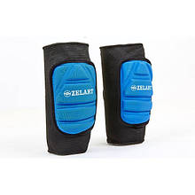 Наколінник волейбольний ZEL (синій,чорний)