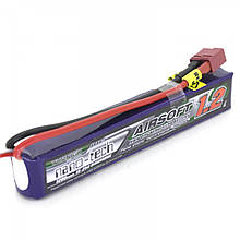 Аккумулятор Turnigy Nano-Tech LiPo 11.1v 1200mAh 1530C T-Connector