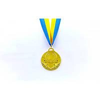 Медаль спортивная с лентой AIM