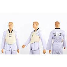 Защита корпуса (жилет) для каратэ детская DADO