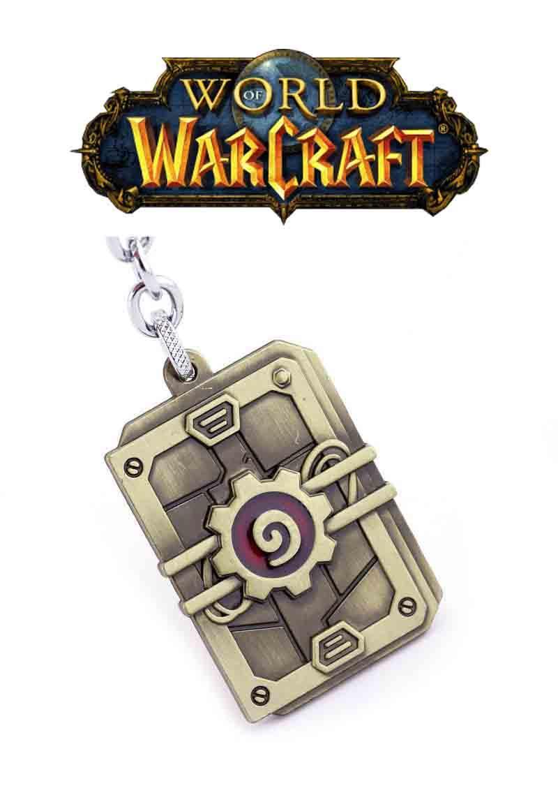 Брелок Колода карт Хартстоун  Hearthstone World of Warcraft WoW