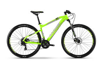 "Велосипед Haibike Seet HardNine 2.0, 29"", Рама 45 см, 2018, лайм"