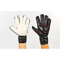 Перчатки вратарские с защитными вставками на пальцы UNDER ARMOUR