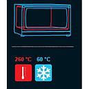 Печь конвекционная UNOX XF023 (Италия), фото 10