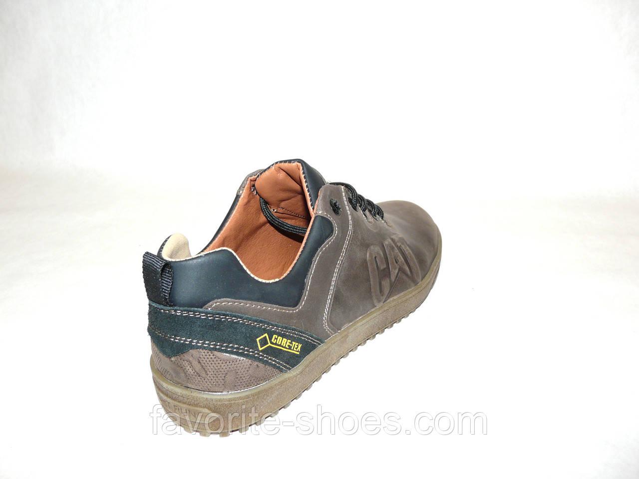 c82d09af Кожаные мужские кроссовки CAT кор.каучук 42 размер: продажа, цена в ...