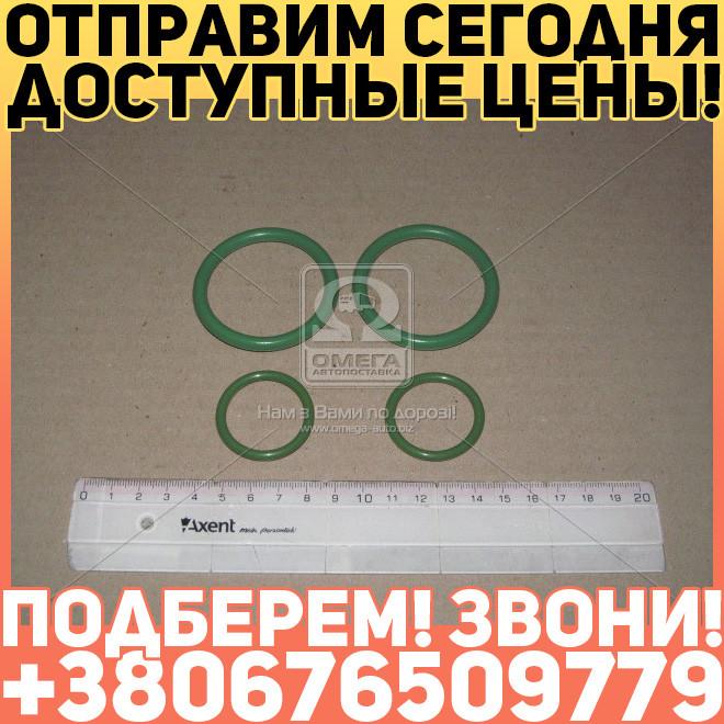 ⭐⭐⭐⭐⭐ Р/к системы охлаждения Камаз (2 поз.) (зеленый силикон) (пр-во ГарантАвто)