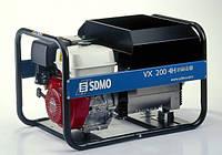 Бензиновый однофазный сварочный генератор 220 В