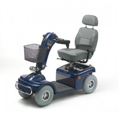 Электрическая инвалидная кресло-коляска (скутер) Vermeiren Saturnus 4 Праймед