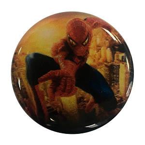 """Попсокет PopSocket 3D 3D """"Человек-паук"""" №38 - Держатель для телефона Поп Сокет в блистере с липучкой 3М"""