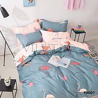 Комплект постельного белья Вилюта ранфорс подростковый (50*70) 19007