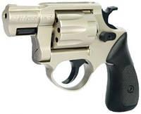 Револьвер под патрон Флобера ME 38 Pocket-4R (никель, пластик), фото 1