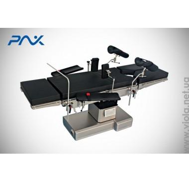 Операционный стол электрический рентгенпрозрачный PAX-DS-II (F) (Возможность горизонтального перемещения поверхности стола относительно основания )