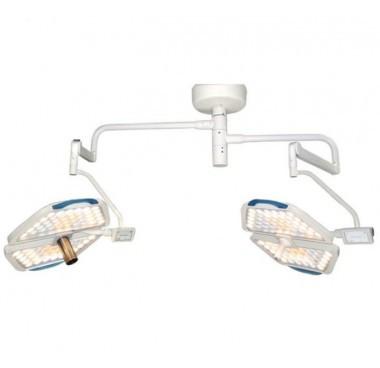 Лампа операционная подвесная PANALEX 2 (двухкупольная, пульт ДУ)