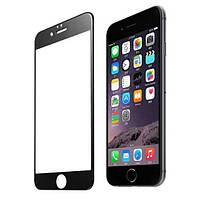 Защитное стекло Walker 5D Full Glue для Apple iPhone 6 / iPhone 6S Черный