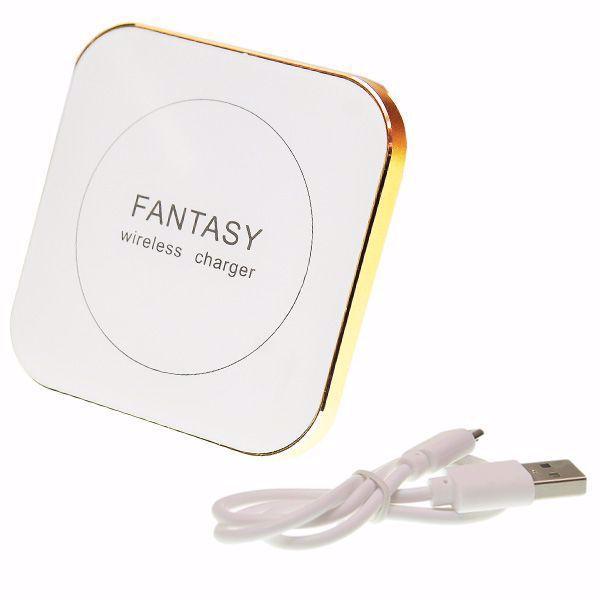 Беспроводное зарядное устройство FANTASY Золото