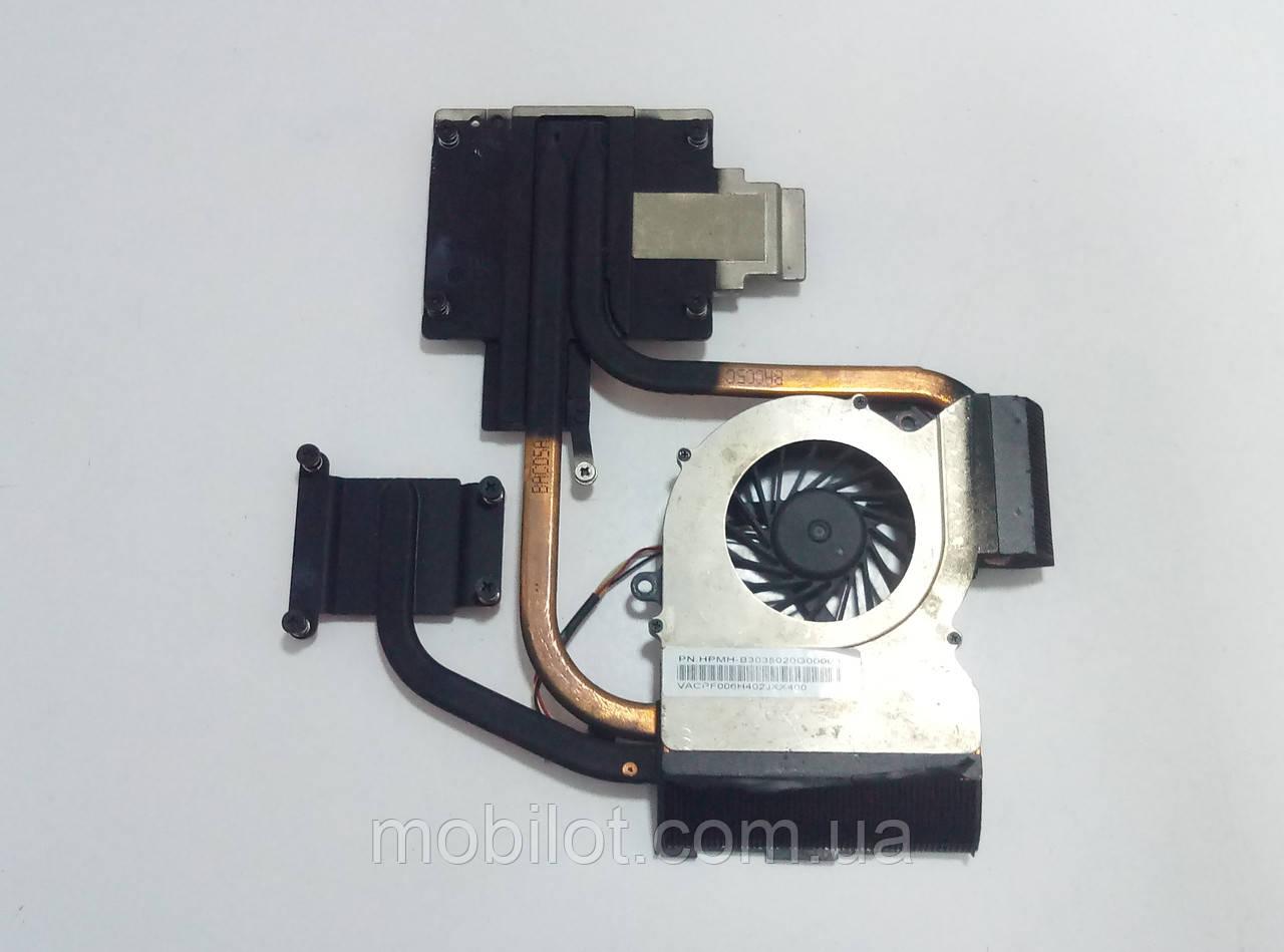 Система охлаждения HP DV7-6001er (NZ-9390)