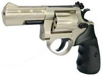 Револьвер под патрон Флобера ME 38 Magnum-4R (никель, пластик)