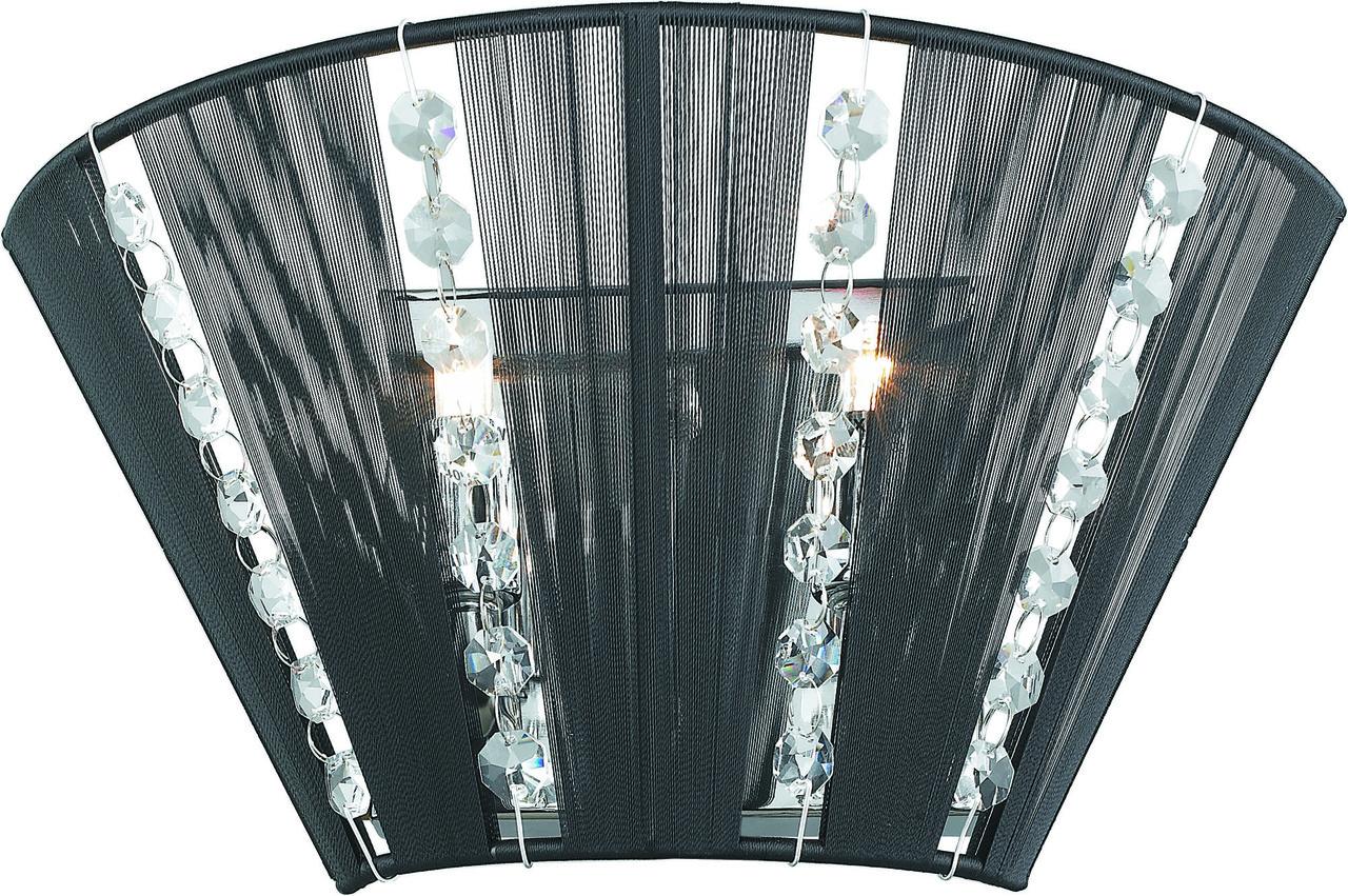 Бра Altalusse INL-1029W-02 Chrome & Black