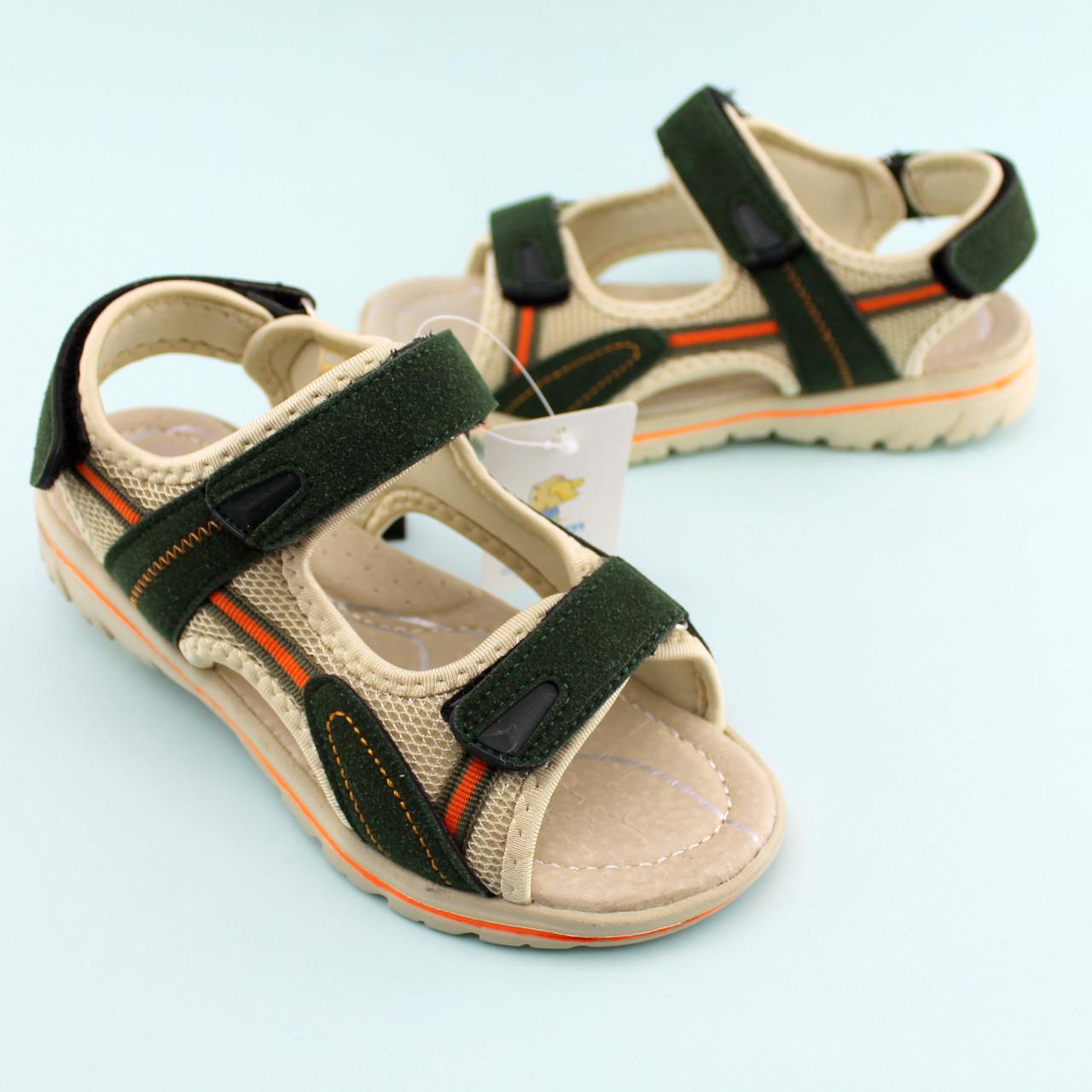 Спортивные сандалии открытые для мальчика Том.м размер 36,37