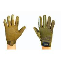 Перчатки тактические с закрытыми пальцами BLACKHAWK