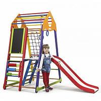 Детский спортивный комплекс BambinoWood Color Plus 3 DU-45