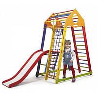 Детский спортивный комплекс BambinoWood Color Plus 2 DU-46