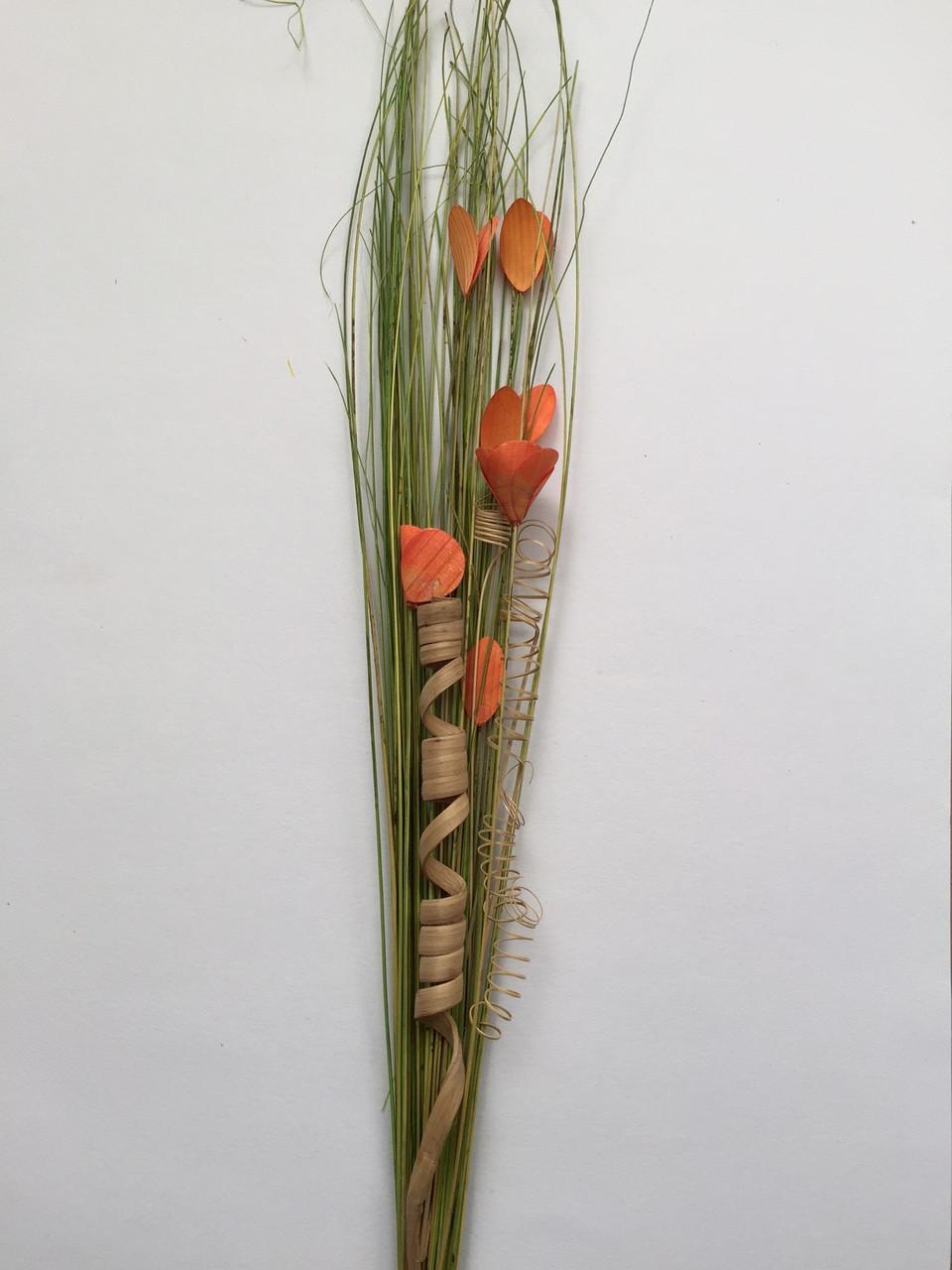 Композиция №4 из экзотических  сухоцветов