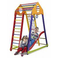 Детский спортивный комплекс BambinoWood Color Plus 1 DU-47