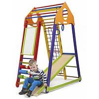 Детский спортивный комплекс BambinoWood Color Plus DU-59
