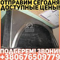 ⭐⭐⭐⭐⭐ Крыло переднее правое МАЗ 5336 металлическое (не окрашеная) (производство  МАЗ)  5336-8403016