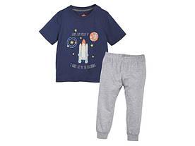 Пижама для мальчика Ракета р.86/92, 98/104см.