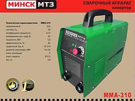 Сварочный аппарат Минск-МТЗ ММА-310 инверторный