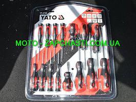 Набор отверток YATO yt - 2788