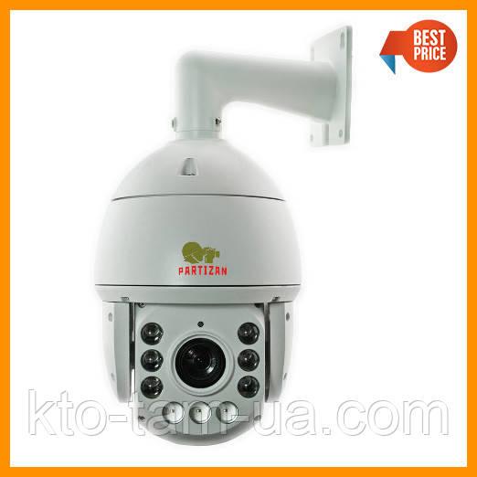 AHD видеокамера Partizan SDA-540D-IR FullHD