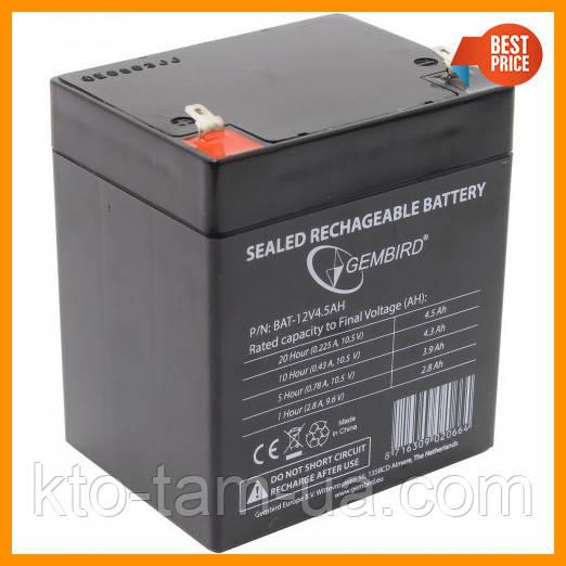 Аккумуляторная батарея 4,5 А\ч
