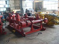 Перечень бурового оборудования