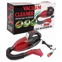 Пылесос автомобильный Vacuum Cleaner Car Accessories, фото 1