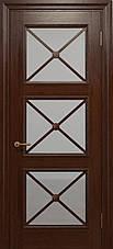 Двери CROSS C-022, полотно, шпон, срощенный брус сосны , фото 3