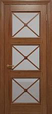 Двери CROSS C-022, полотно, шпон, срощенный брус сосны , фото 2