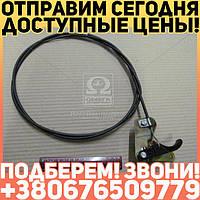 ⭐⭐⭐⭐⭐ Трос капота ГАЗ 3307,3309,4301 (в сборе) (производство  Россия)  4301-8417150-02
