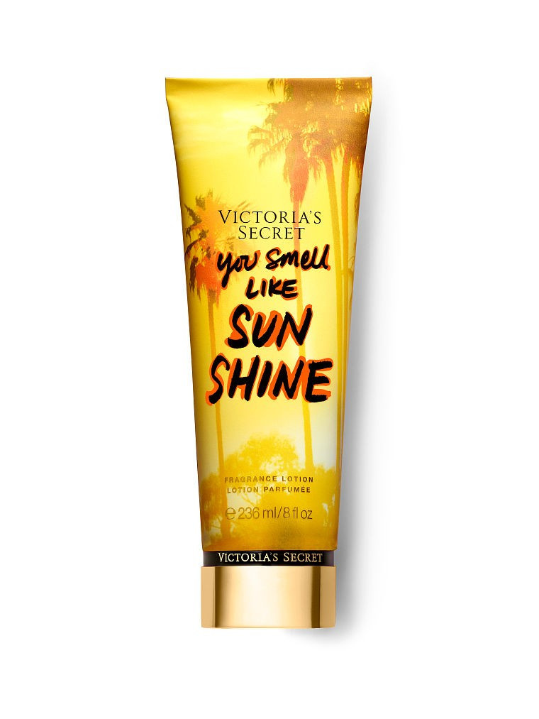 Лосьон для тела Victoria's Secret Sun Shine 236 мл (оригинал)