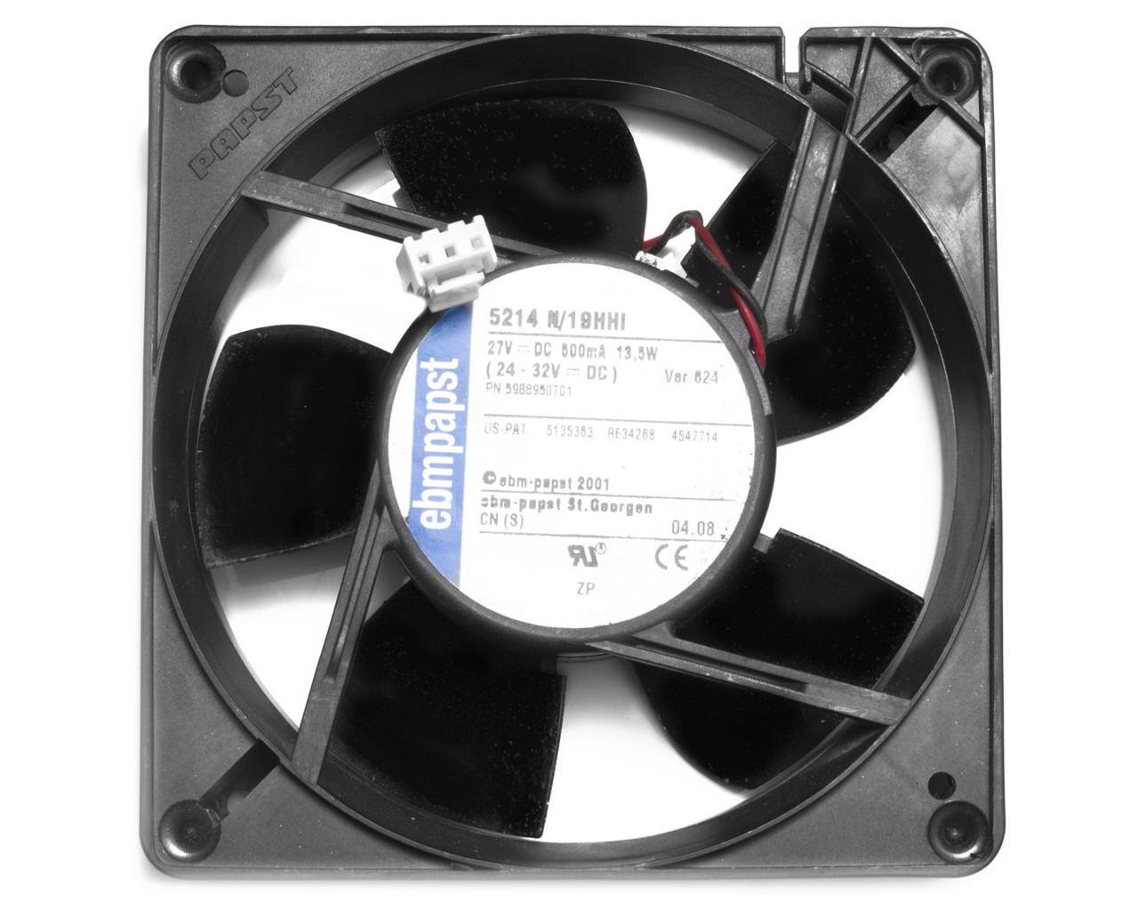 Вентилятор 24 V 2600оборотов в мин. 119х119х38 мм