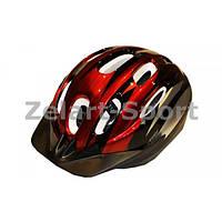 Велошлем шоссейный ZEL с механизмом регулировки VSh10-R