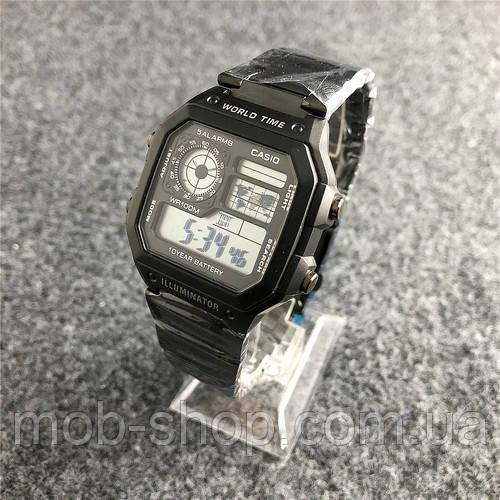 Наручные часы Касио Casio AE-1200 Разные цвета