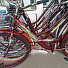 """Жіночий велосипед з багажником """"Супутник LUX"""" 26"""" посилений (ХВЗ)"""