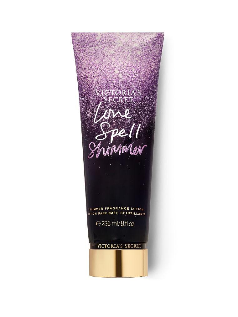 Лосьон для тела с шиммером Victoria's Secret Love Spell shimmer 236 мл (оригинал)