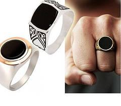 Мужские перстни и кольца